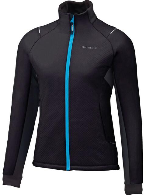 Shimano Windbreak Insulated Jacket Women black